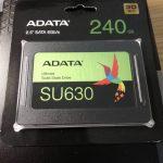 DELLVostro3250にSSDを増設して普段の作業環境を快適に!